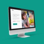 Safilo Kids Web design